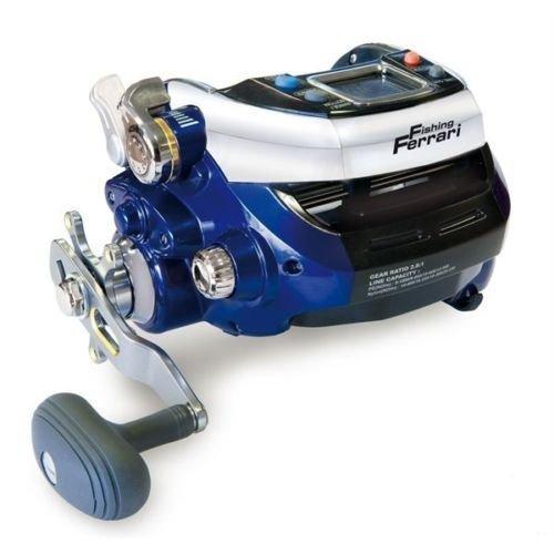 LINEAEFFE Moulinet électrique KGN 1000 Hi Speed - Bleu...