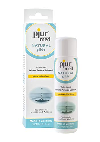 Pjur Med Natural Glide Lubricante - 100 ml