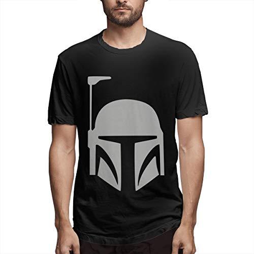 Boba Fett 2, Sport-T-Shirt Laufen T-Shirt Tops Hipster Mens Casual Wear -