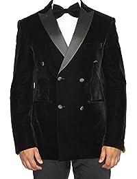Amazon.it  giacca doppio petto uomo - Blazer   Abiti e giacche ... 66193242ca9