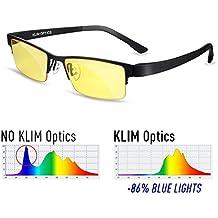 789006296a30f4 ⭐️KLIM Optics Lunette Anti Lumiere Bleue - Nouveau - Protège vos Yeux de la  Lumière