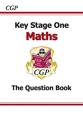 KS1 Maths Question Book (for the New Curriculum): Question Book Pt. 1 & 2