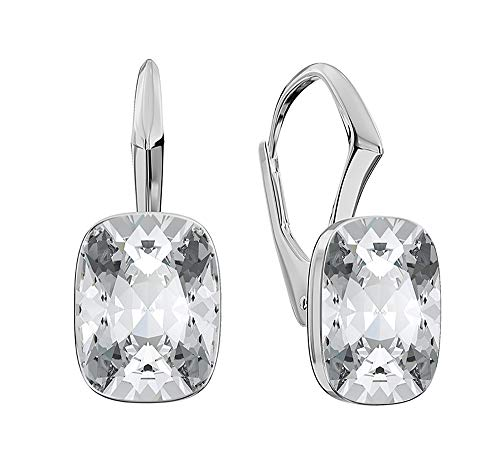 9a5d168f1 Beforya Paris Mysterious Love - Colours Variations - Great Exclusive  Earrings - Rhodium Silver 925 Beautiful