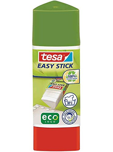 TESA Lot de 3 Bâtons de colle ecoLogo Easy Stick 25 g