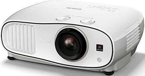 Bild 61: Epson EH-TW6100 3D Heimkino 3LCD-Projektor (Full HD 1080p, 2.300 Lumen Weiß & Farbhelligkeit, 40.000:1 Kontrast, 2x HDMI (1x MHL), inkl. 1x 3D Brille) schwarz