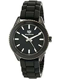Wellington Damen-Armbanduhr Karamea Analog Silikon WN508-622