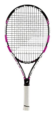 BABOLAT Pure Drive 25 Junior Tennis Racket, Pink