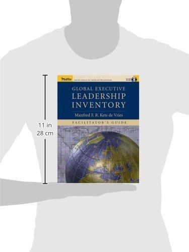Global Executive Leadership Inventory, Participant Workbook [With Participant Workbook]: Facilitator's Guide (J-B US Non-Franchise Leadership)