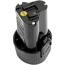 10.8V Batería de reemplazo - MAKITA 10.8V 1.5Ah Li-ion batería, MAKITA 10.8V 1.5Ah herramienta de batería sin cable, compatible Makita DF330D, TD090D, TD090DWE, TD090DWX, TD090DWXW