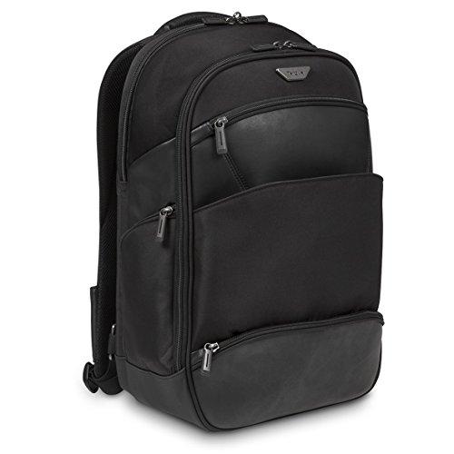 "Targus Mobile VIP – Mochila para transportar el portátil de 12""-15.6″, color negro"