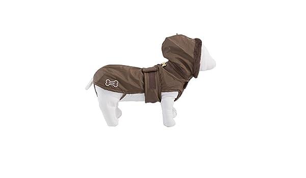 fuss dog Cappotto Impermeabile Cane Oslo Ferribiella tg 60