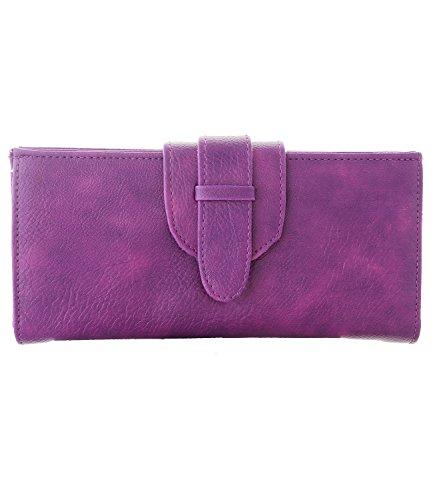 Fantosy-women-wallet-FNWC-203-Purple