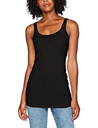 VERO MODA Damen Top Vmmaxi My Soft Long Tank Noos