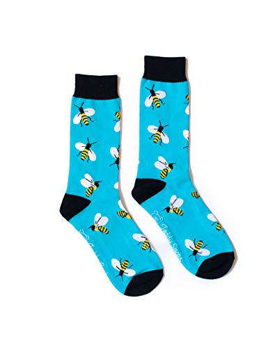 TeddySocks -Calcetines divertidos Abejas - Estampados