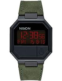 Nixon Montre bracelet Mixte Digital Quartz Cuir a944032