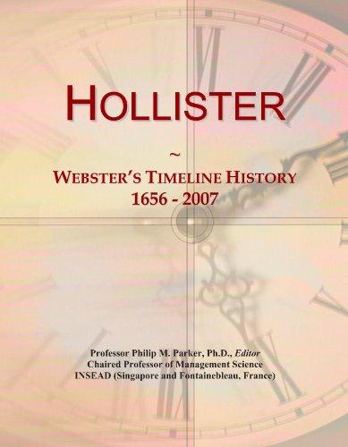 hollister-websters-timeline-history-1656-2007