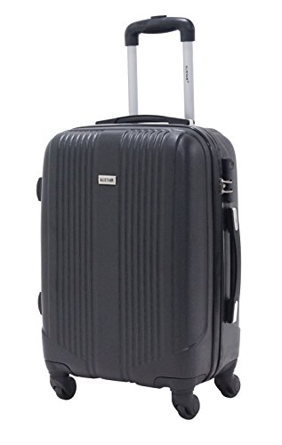 Valise cabine 55cm - Trolley ALISTAIR Airo - ABS ultra...