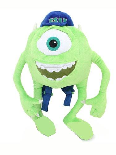 Disney MONSTERS INC Plüsch Rucksack Die Monster Uni (Monsters Inc Rucksack)