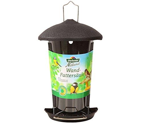 dehner-natura-wild-bird-wall-feeder-seeds-seeds-approx-29-x-19-x-9-cm-metal