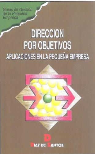 Dirección por objetivos por Marketing Publishing