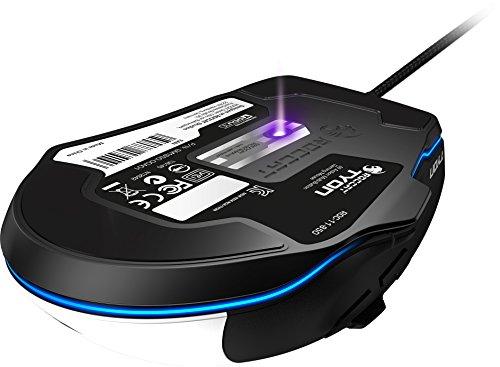 Roccat Tyon All Action Multi-Button Gaming Laser-Maus (8200dpi, 14-Tasten, USB) weiß - 5