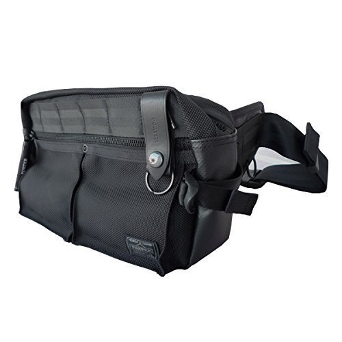 yoshida-bag-porter-waist-bag-heat-703-07971-black-from-japan