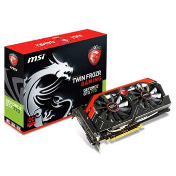 Price comparison product image MSI NVIDIA GeForce GTX 770 2GB