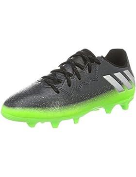 Adidas Messi 16.3 FG J, Botas de Fútbol para Niños