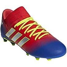 adidas Nemeziz Messi 18.3 FG J, Botas de fútbol Unisex para Niños