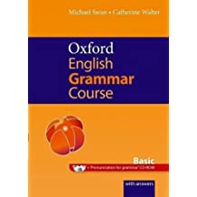 Oxford English Grammar Course. Basic, with Answers.