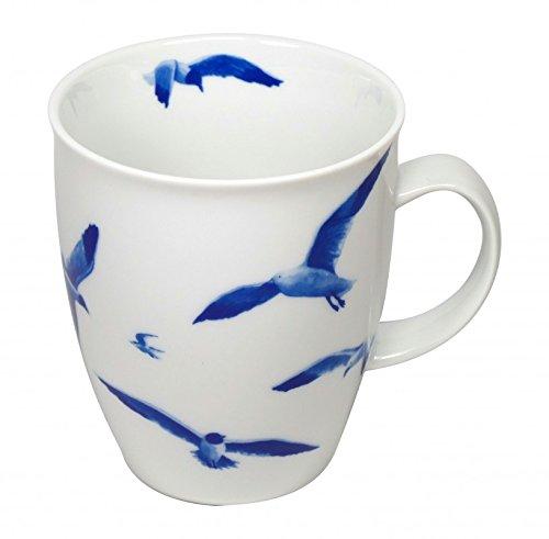 Cup und Mug Becher Möwe 400ml Bone China Cup 8