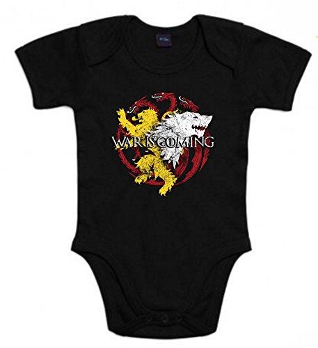 The Fan Tee Body de NIÑOS Juego de Tronos Stark Tyrion Daenerys Lanis