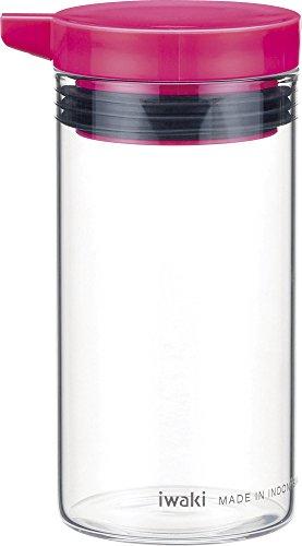 iwaki color? dessus la sauce de soja 100ml Rose B5023-P (Japon import / Le paquet et le manuel sont ?crites en japonais)