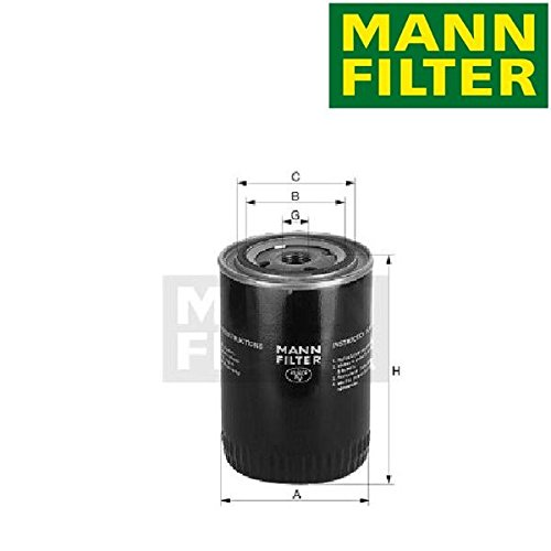 Preisvergleich Produktbild Mann Filter W6018 Ölfilter