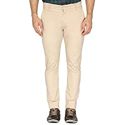 Levis Mens Tapered Fit Chinos (57761-0005_Beige_32W x 32L)