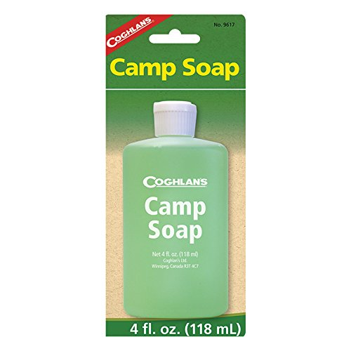 fe, Herren, Camp Soap - 2 oz, grün, 2 oz ()