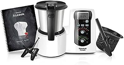 Taurus Mycook Easy - Robot de cocina por inducción