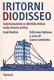 Image de I ritorni di Odisseo. Colonizzazione e identità etnica nella Grecia antica