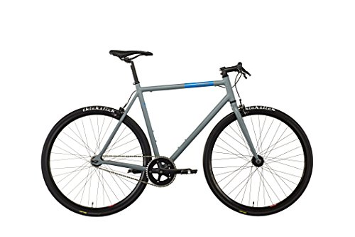 FIXIE INC  FLOATER   BICICLETAS SINGLE SPEED   GRIS TAMAÑO DEL CUADRO 57 5 2016