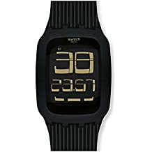 Swatch Swatch Touch ISWATCH BLACK DISTRICT SURB112C Reloj digital Fabricado en Suiza