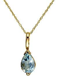 Ivy Gems - Collier - Or jaune - Topaze - 46.0 cm - 123P0117-02