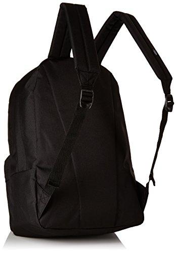 Vans Old Skool Ii Backpack Zaino Casual, 42 Cm, 22 Liters, Grigio (Heather Suiting) Nero (Black/White)