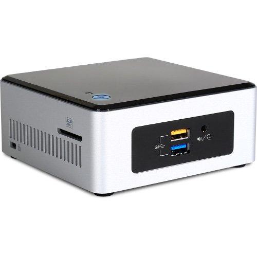 Wortmann AG Terra Micro 3000Silent Greenline 1.6GHz N3050PC-Größe 0,6l schwarz, Silber Mini PC -