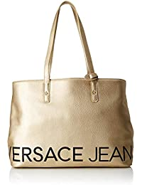 5b9f7e66be5 Versace Jeans Borse A Spalla donna, Women s Shoulder Bag, Gold (Oro)