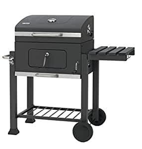 tepro 1061 toronto barbecue a carbonella con trolley. Black Bedroom Furniture Sets. Home Design Ideas