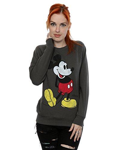 Disney mujer Mickey Mouse Classic Kick Camisa de entrenamiento