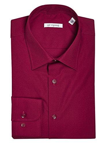 gianfranco-ferre-shirt-m-04-he-45623-165uk-42it-42eu-red
