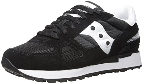 Saucony Shadow Original, Sneakers basses femme Noir (Black)