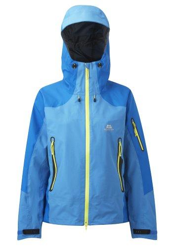 Mountain Equipment Damen Gore Tex ProShell Jacke Valdez Womens Jacket, pacific blue, 14 (Goretex Jacke Equipment Mountain)