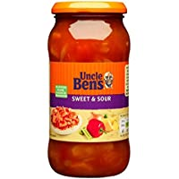 Uncle Ben Sweet & Sour Sauce 450g original